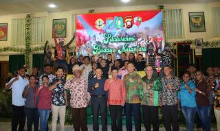 Wakapolda Kalbar: Mari Tingkatkan Persatuan dan Kesatuan Melalui Budaya Nusantara Indonesia