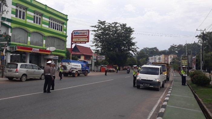 VIDEO: Satlantas Gelar Operasi Zebra Kapuas Tahun 2019 di Jalan Jenderal Sudirman Sanggau