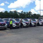 Serahkan Kendaraan Dinas Pendukung Fungsi Lalu Lintas, Kapolda Kalbar Minta Lakukan Upaya Inovatif