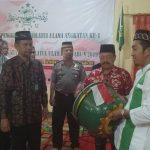 Buka Kegiatan PKNU dan Konfercab Yang Digelar PCNU Sanggau, Ontot: Saya Harap NU Tetap Istiqomah