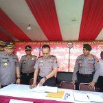 Tim Was Ops Polda Kalbar Cek Pos Tanggap Bencana Polres Sanggau