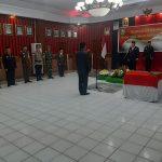 Kapolres Sanggau Hadiri Pelantikan dan Pengambilan Sumpah Sekda Kabupaten Sanggau