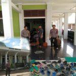 Bripka Darli Usman Laksanakan Pam Mesjid Amaliah Kecamatan Meliau