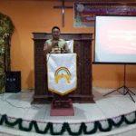 Perayaan Natal di Gereja GPIB Bukit Agape Desa Semanget di Hadiri Kapolsek Entikong