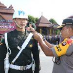 Kapolda Kalbar Pimpin Apel Gelar Pasukan Ops Lilin Kapuas 2019