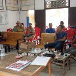 Diskominfo Sanggau Gelar Pelatihan Membuat Berita dan Pemanfaatan Medsos Sebagai Media Publikasi KIM Desa Belangin