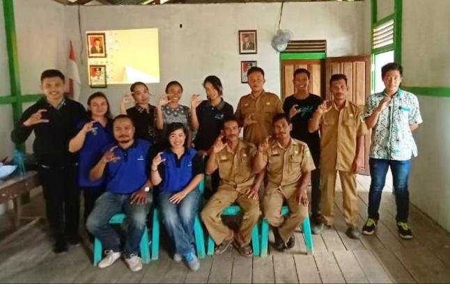 Pemanfaatan Medsos Sebagai Media Publikasi KIM Desa Lintang Kapuas