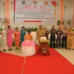 Dharma Wanita Persatuan Kab Sanggau Peringati HUT ke-20