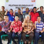 Peningkatan Kafasitas RT, LPM, dan KPMD di Desa Cowet Kec. Balai