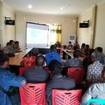 Rapat Fasilitasi Penetapan Batas Desa Sungai Batu, Sungai Alai, Semerangkai dan Desa Lape Kec. Kapuas