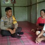 Melalui DDS Brigpol Larso Simandalahi Sampaikan Himbauan Kamtibmas