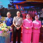 Perayaan HUT Polairud di Polda Kalbar, Wakapolda Ungkap Sejarah Berdirinya Hingga Perstasi Korps Baret Biru