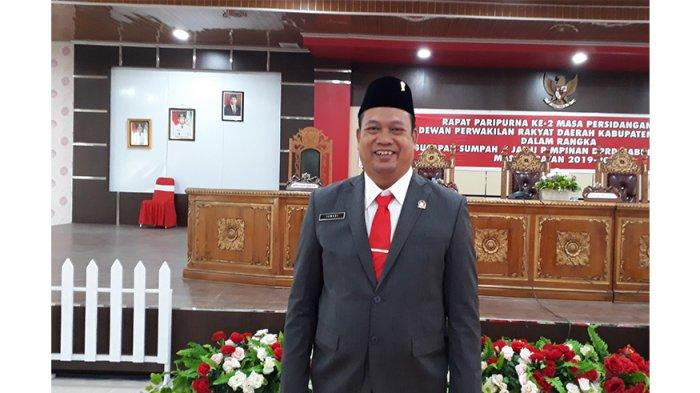 Sambut Baik Porgram KIA, Ketua DPRD Sanggau Harap Ada Sosialisasi
