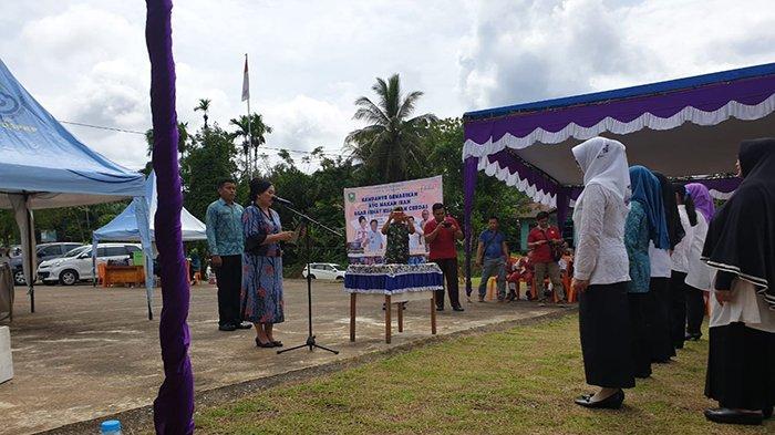 Forikan Sanggau Dorong Forikan di Kecamatan Tingkatkan Konsumsi Ikan