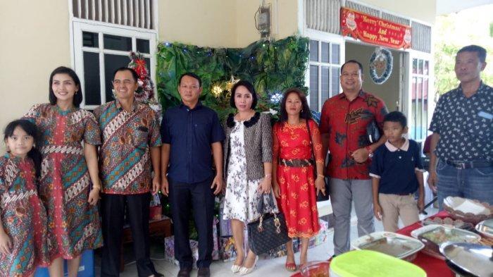 Waka Polres Terima Kunjungan Pimpinan DPRD, Anggota DPRD Provinsi dan Panggeran Ratu Sanggau