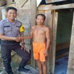 Jaga Situasi Kamtibmas yang Kondusif Brigadir Denis Ardiansyah Rutin Laksanakan Patroli
