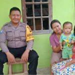 Brigpol Novi Iswandi Berikan Pesan Kamtibmas Dalam Sanbangnya