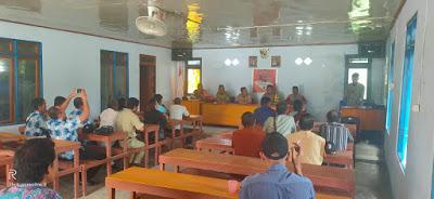 Pencabutan Nomor Urut dan Penetapan Calon Pemilihan Kepala Desa Bungkang Kecamatan Sekayam