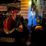 Akibat Korsleting Listrik, Hotel Pelangi Sanggau Nyaris Terbakar