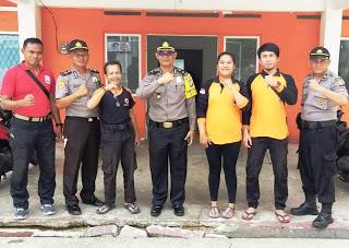 Kabagops Laksanakan Koordinasi bersama BPBD Kabupaten Sanggau