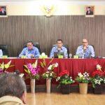 BAPPEDA MENGGELAR RAPAT SINKRONISASI SIPD DI KABUPATEN SANGGAU TAHUN 2020