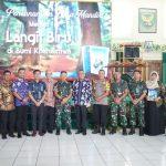 Bupati Sanggau Dukung Program Desa Mandiri Menuju Langit Biru di Bumi Khatulistiwa
