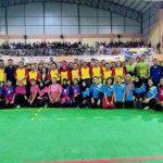 Wakil Bupati Sanggau Tutup open turnament Bola Volly Pasak Sanggau