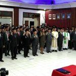 Sebanyak 121 Pejabat Administrator dan Pengawas Dilantik