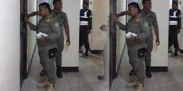 Satpol PP Razia Indekos Kota Sanggau, Amankan 14 Pasangan Berstatus Pelajar
