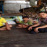 Brigpol Tatak Budi Cahyono Antisipasi Bencana Banjir, Angin Putting Beliung dan Tanah Longsor