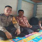 Desa Semirau di Sambangi Oleh Bhabikamtibmas Polsek Jangkang
