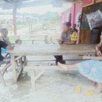 Brigpol Denis Ardiansyah Sebarkan Pesan kamtibmas di Dusun Segirau