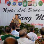 Forkopimda Provinsi Kalbar Duduk Bersama di Mapolda Kalbar, Diskusi Target Desa Mandiri di 2020
