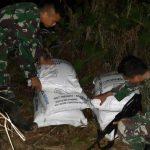 Tokoh Pemuda Sanggau Apresiasi Satgas Pamtas Gagalkan Penyelundupan Gula Pasir