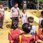 VIDEO: Polsek Entikong Patroli dan Kunjungi Sekolah di Kawasan Pedalaman
