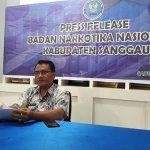 Tahun 2019 BNNK Sanggau Rehabilitasi 34 Pecandu Narkotika, Terbanyak dari Kaum Milenial