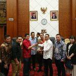 Komisi II DPRD Sanggau Kunker ke Komisi IV DPR RI Bahas Pertanian dan Perkebunan