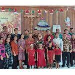 Perkuat Tali Persaudaraan, Pemkab Sanggau Safari Natal Bersama Umat Stasi Penyalimau