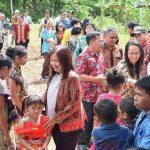 Sekda Sintang Sampaikan Tiga Pesan Khusus Saat Kunjungi Desa Semuntai