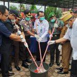 Barang Bukti Narkotika Jenis Shabu 1.497, 46 Gram Dimusnahkan Polres Sanggau