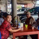 Bripka Marional Gultom Sambang di Desa Binaan