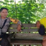 Bripka Gunawan Setiawan Sampaikan Himbauan Jangan Percaya Hoax