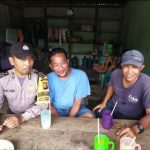 Patroli Bripka Marional Gultom Himbau Warga Bijak Bermedsos