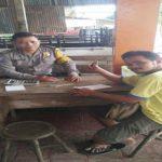 Bripka Ahmad Kardoyo  Meningkatkan Keamanan Dilingkungan Masyarakat