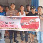 Cegah Maraknya Pungli, Bhabinkamtibmas Gencar Kampanyekan Saber Pungli