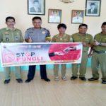 Cegah Pungli, Bhabinkamtibmas Polsek Parindu Gencar Kampanyekan Saber Pungli