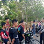 Cegah Kenakalan Remaja, Bhabinkamtibmas Sambangi Remaja yang Sedang Nongkrong