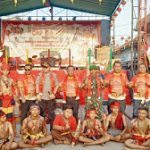 Ratusan Anggota Polri dan TNI Amankan Acara Cap Go Meh dan Pawai Nusantara Kota Sanggau 2020