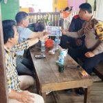 Sambang Warga, Bhabinkamtibmas Sosialisasikan Penerimaan Polri TA 2020
