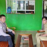 Himbauan Brigpol Novi Iswandi Kepada Perangkat Desa Bungkang